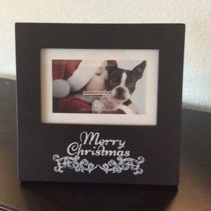 Aaron Brothers Merry Christmas frame