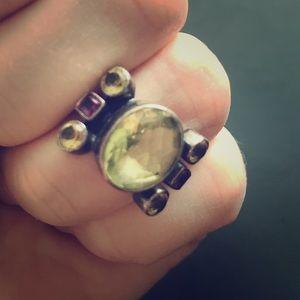 Nicky Butler Gemstone Ring