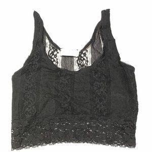 Urban lace bralette