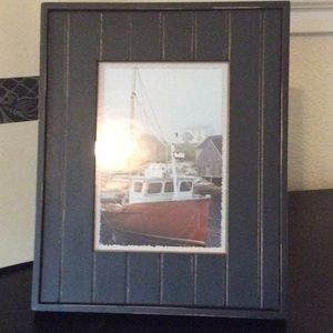 Aaron Brothers 5x7 Dutch Harbor distressed frame
