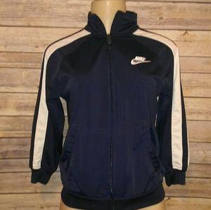 S small sz 8 Nike zip up jacket
