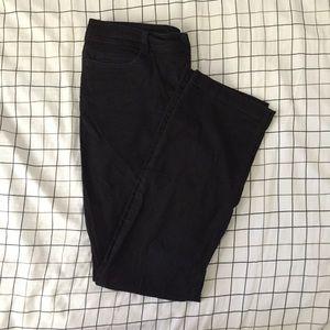 EILEEN FISHER Small Organic Cotton Straight Pants