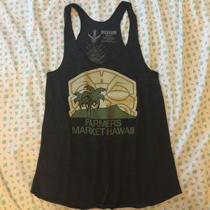 Farmers Market Hawaii Tank