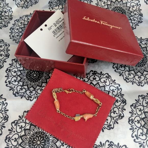 Jordan Shoe Charm Bracelet