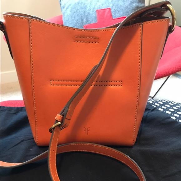Frye Bags | Harness Cross Bucket Bag | Poshmark