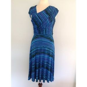 Plenty by Tracy Reese Shirred shoulder dress