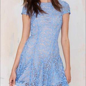 The Jetset Diaries Sambra Lace Dress Size Small
