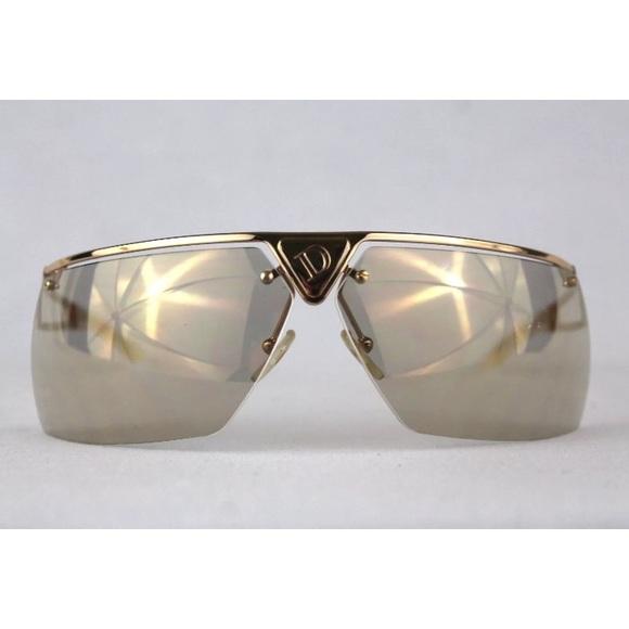 57b3a17ef1b Christian Dior Shield Sunglasses On Poshmark