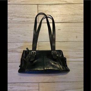 Giani Bernini🌹Beautiful Leather Bag! 🌹EUC!