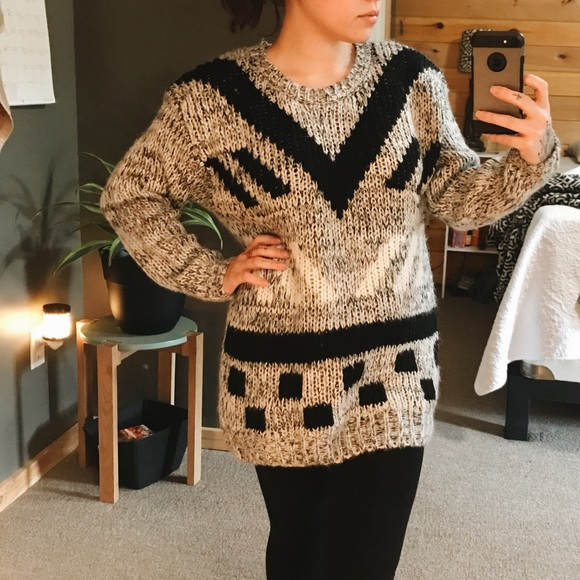 Vintage Inspired Sweaters