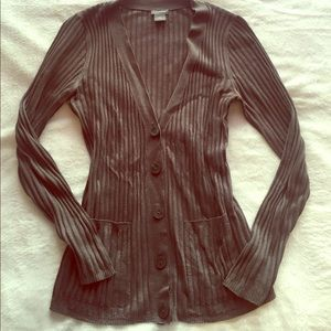 Ann Taylor Summer Weight Cardigan