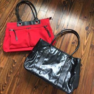 Handbags - 2-Tote Bundle!