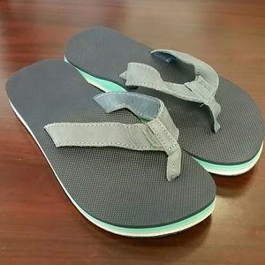 d633427d1dac52 Teva Shoes - New Women s Teva Deckers Flip Flop Leather Size 7