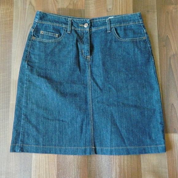 63 boden dresses skirts boden knee length denim