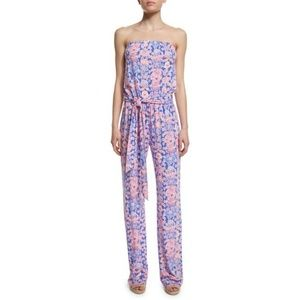 Nwt Lilly Pulitzer XL Tia jumpsuit
