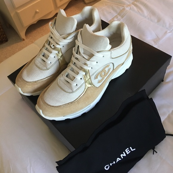 89c24815c CHANEL Shoes | Womens Sneakers New | Poshmark