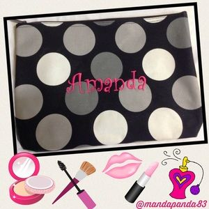 Thirty-One Makeup/Travel Pouch