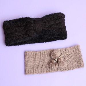 Bundled Winter Headbands