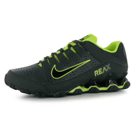 bd8dcf20a Nike Mens Reax 8 TR Fitness Trainers Lace Up Sport