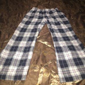 L.L bean pajama pants. Size 6x/7