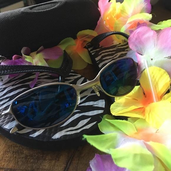 dc2d508c3ba 🕶 Genuine Oakley E-wire 2.1 52 21 Sunglasses!