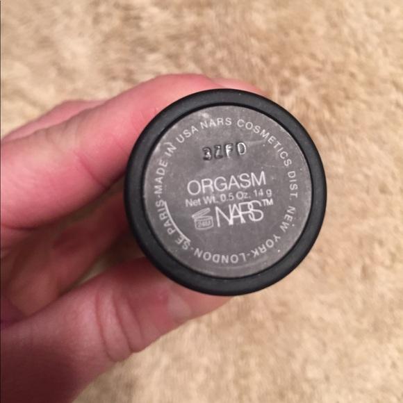 Nars - som ny, Nars, Cream Blush Stick Orgasm Fra-5642