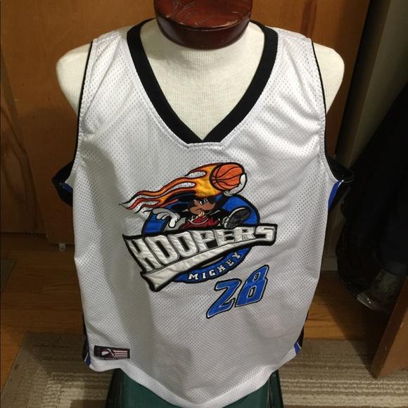 e0503242fb6 Disney Other - Walt Disney World basketball jersey