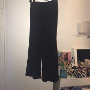 Zara Cool Wide Pants Size L - NWOT