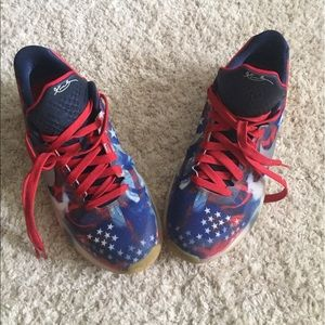 Nike Shoes - Kobe Bryant Limited edition Nike X USA shoes