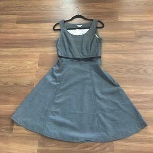  Sale H&M grey dress