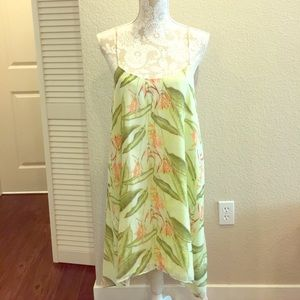 BCBGeneration Tropical Print Dress Like New Small