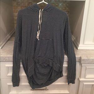 Brandy Melville Lightweight hoodie/tee
