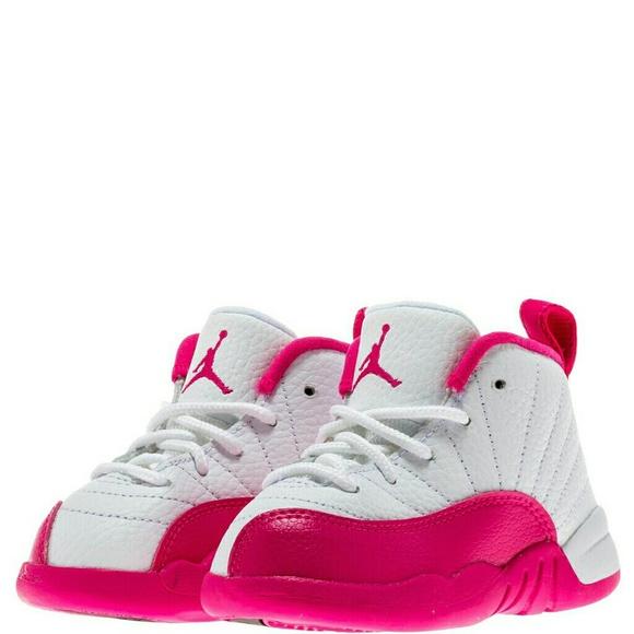 wholesale dealer 85bb4 63e64 Jordan Other - Nike Jordan 12 Retro GT vivid pink (Valentine) 6c
