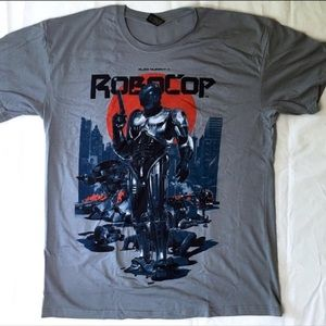 Other - RoboCop Tee NWOT