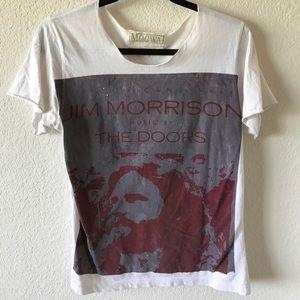 Jim Morrison tee