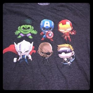 Other - Marvel figures T shirt