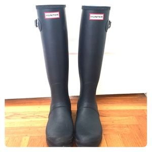 "Hunter ""Original Tall"" Rain Boots"
