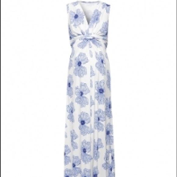 Madderson London Dresses & Skirts - Madderson London Serena Maternity Dress in Poppy