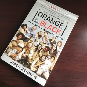 Other - Orange is the New Black Paperback Book