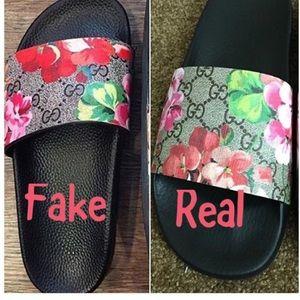 a5aa19e9062 Fake Cheap Gucci Slides Ioffer