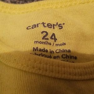 Carter's One Pieces - carter baby outfit