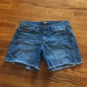 Pants - Lucky Brand Abbey short Jean shorts