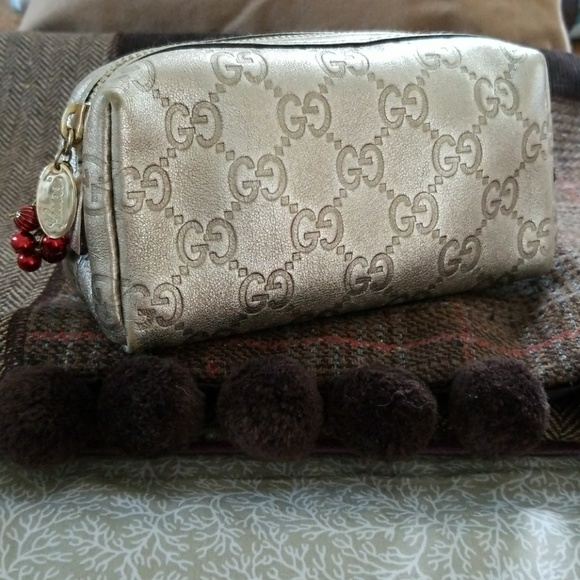 d05354076c09 Genuine Gucci Cosmetic Bag | Stanford Center for Opportunity Policy ...