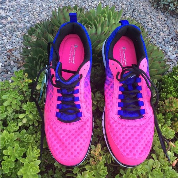 f9cc33ac349 champion shoes womens purple Sale