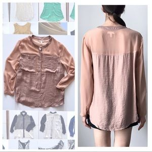 Urban Outfitters Silence & Noise Chiffon Blouse M