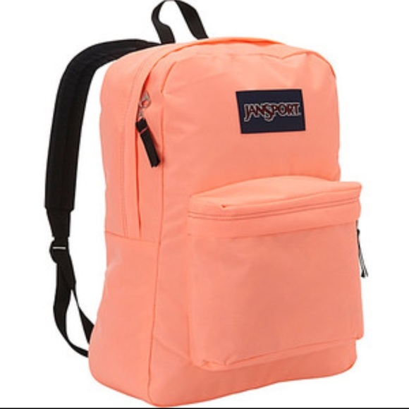 60% off Jansport Handbags - ❤️SEND OFFERS❤ Neon Orange ...