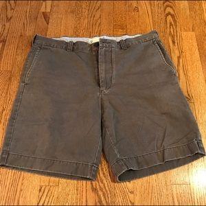 Washed look Chino shorts