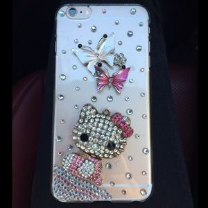 Accessories - iPhone 6/6s Plus Hello Kitty Phone Case