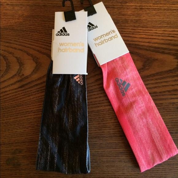 Bundle of 2 brand new Adidas women s headbands bb119678589