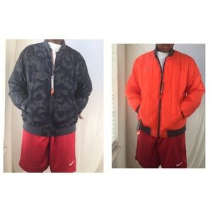 Free Country Reversible Bomber Jacket